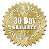 30 Day Unconditional Return Policy